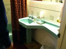 how to redo a bathroom sink retro renovation bathroom narrg com