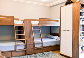Bunk Bed Bedroom Urbangreen Furniture Bunk Bed Room Rectangle Andrea Outloud
