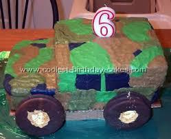 Coolest Kid Birthday Cake Ideas Army Cake Birthdays And Cake