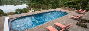 fiberglass pools last 1 the great backyard place the fiberglass pools henrico county richmond pool construction