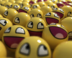 Smiley Memes - wallpaper render humor cgi smiling yellow smiley memes