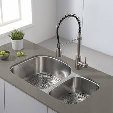 kraus kpf 1612ss single lever pull down kitchen faucet in