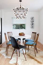 modern dining room ideas photos square brown minimalist