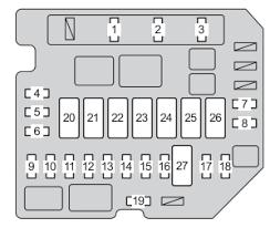 fuse box diagram 2008 yaris fuse wiring diagrams instruction
