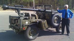military jeep with gun from field to finish m38a1c a 1 year project military