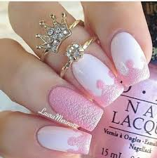 37 cute valentine day pink nail art design ideas ecstasycoffee