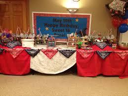 western table decorating ideas ideas