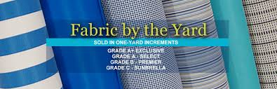 fabric by the yard patio furniture supplies