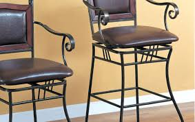 bar redoubtable crosley furniture amelia metal cafe barstool