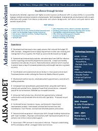 Executive Administrative Assistant Sample Resume by Administrative Assistant Resume Administrative Assistant Advice