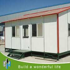 prefab camp camp house for qatar construction site prefabricated house