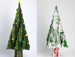Christmas Decorations Christmas Tree Shop by 14 Faux Christmas Trees To Green Your Holidays Inhabitat Green