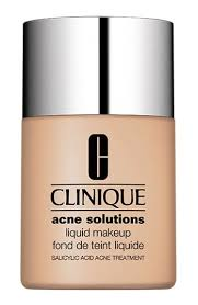 clinique acne solutions liquid makeup by far the best foundation for oily skin