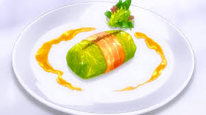 chou cuisine image chou farci png shokugeki no soma wiki fandom