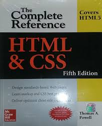 html u0026 css the complete reference 5th edition buy html u0026 css