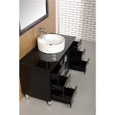 modern single sink vanity modern single bathroom vanities cool design home ideas