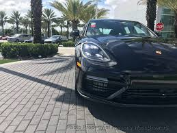 porsche panamera silver 2018 2018 new porsche panamera turbo awd at porsche west broward