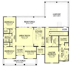 river trace house plan u2013 house plan zone