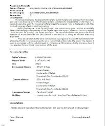 Online Resume Formats by Resume Format Template Billybullock Us