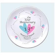 13th wedding anniversary gift ideas thirteenth wedding anniversary gift ideas best of best 13th wedding