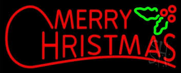 merry christmas signs christmas neon signs every thing neon