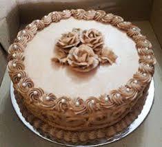 crema chantilli cake cake frostings