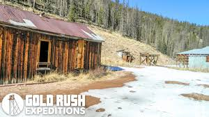 Judith Mountain Cabin by Historic Midwest Gold Mine U2013 Creede Colorado Gold Rush