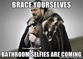 Bathroom Selfie Meme - bathroom selfie archives selfieez