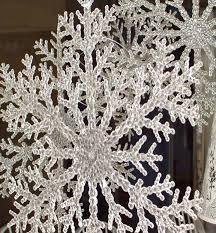 outdoor snowflake decorations diy decorating ideas
