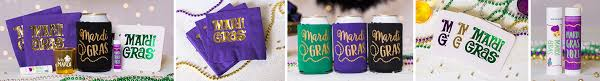 mardi gras cups mardi gras favors personalized mardi gras cups party supplies