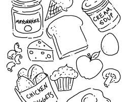 food coloring pages trend food coloring pages on coloring pages with