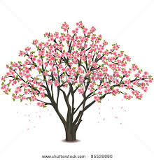 blossom clipart apple blossom pencil and in color