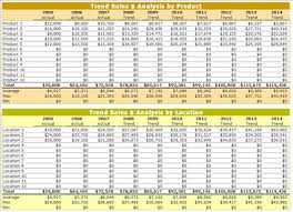 Sales Forecast Spreadsheet Exle by Revenue And Units Sales Analysis And Forecast Dashboard Tool By