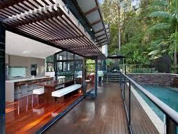 Outdoor Area Ideas With Deck - Backyard decking designs