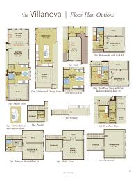 villanova home plan by gehan homes in waters edge