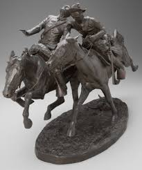 dashing for america frederic remington national myths and art