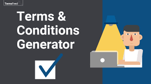 Terms Conditions 2018 Terms And Conditions Generator Termsfeed