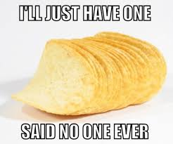 Pringles Meme - pringle 039 s fact owned com