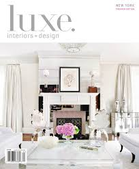 home interior and design luxe interior design new york by sandow media issuu