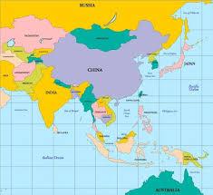 asia map south east asia map china thailand malaysia