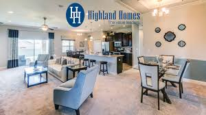 willow ii with loft home plan by highland homes florida new