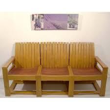 canap bois canape bois massif et douelles barrique meuble de bordeaux