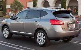 Nissan Rogue Sv - 2012 nissan rogue information and photos zombiedrive
