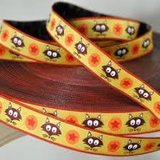 fox ribbon ribbons