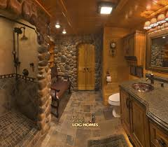 log home styles log cabin bathroom ideas bungalow log home plan southland log