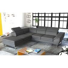 canapé d angle imitation cuir canapé d angle milin