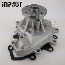 nissan altima water pump new water pump for isuzu npr gmc w3500 4 8l 4he1 tc diesel in