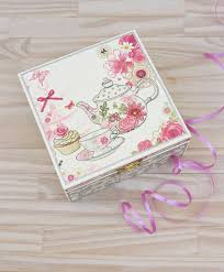gift ideas for kitchen tea sale decoupaged tea box gift ideas kitchen decor wooden