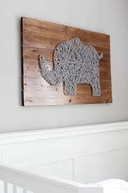 best 25 elephant nursery art ideas on pinterest nursery art diy nursery string art tutorial