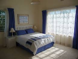 curtain color for blue walls blue and white bedroom ideas cheap